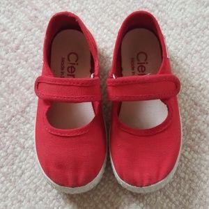 Cienta shoes size 23